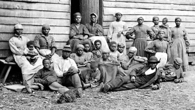 """""""Slaves"""" by elycefeliz is licensed under CC BY-NC-ND 2.0"""