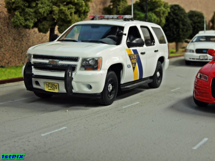 """""""New Jersey State Police Chevrolet Tahoe"""" by Phil's 1stPix is licensed under CC BY-NC-SA 2.0"""