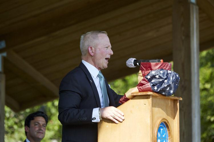 Congressman Jeff Van Drew (NJ-R). Photo: David Todd McCarty