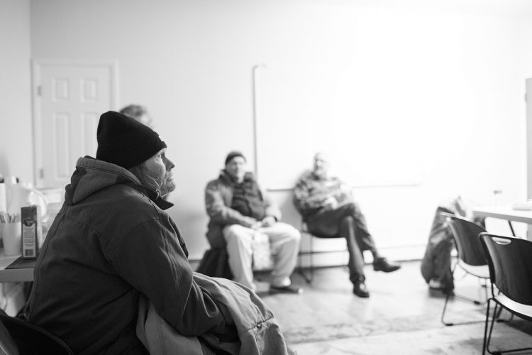 Cape Hope Warming Station. Cape May Court House, NJ. Photo: David Todd McCarty